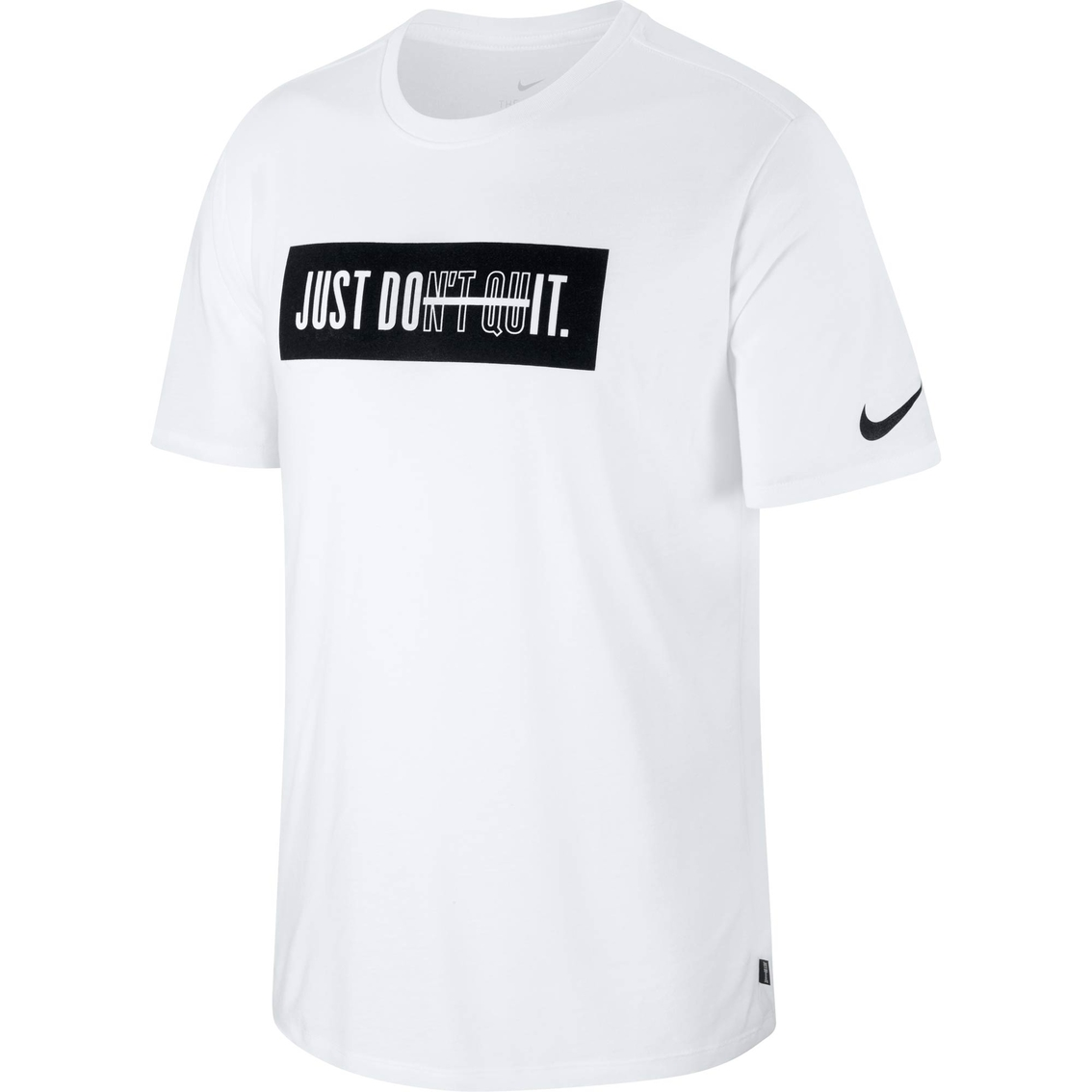 Nike Dry Don't Quit Db Tee | Shirts | Clothing | Shop The