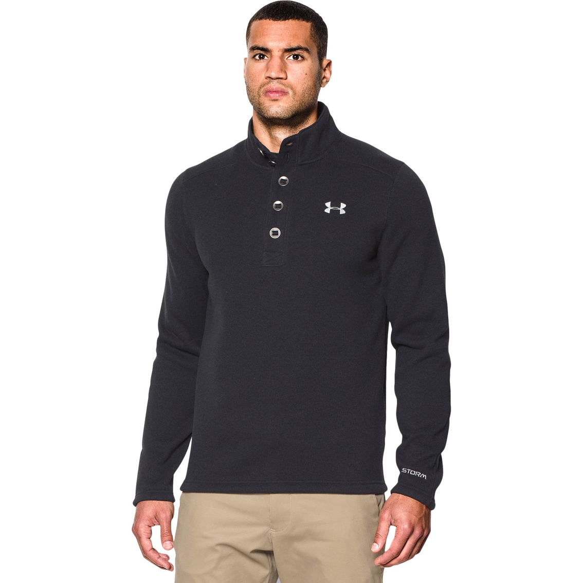 Under Armour Mens Ua Storm Specialist Sweater Sweaters Apparel