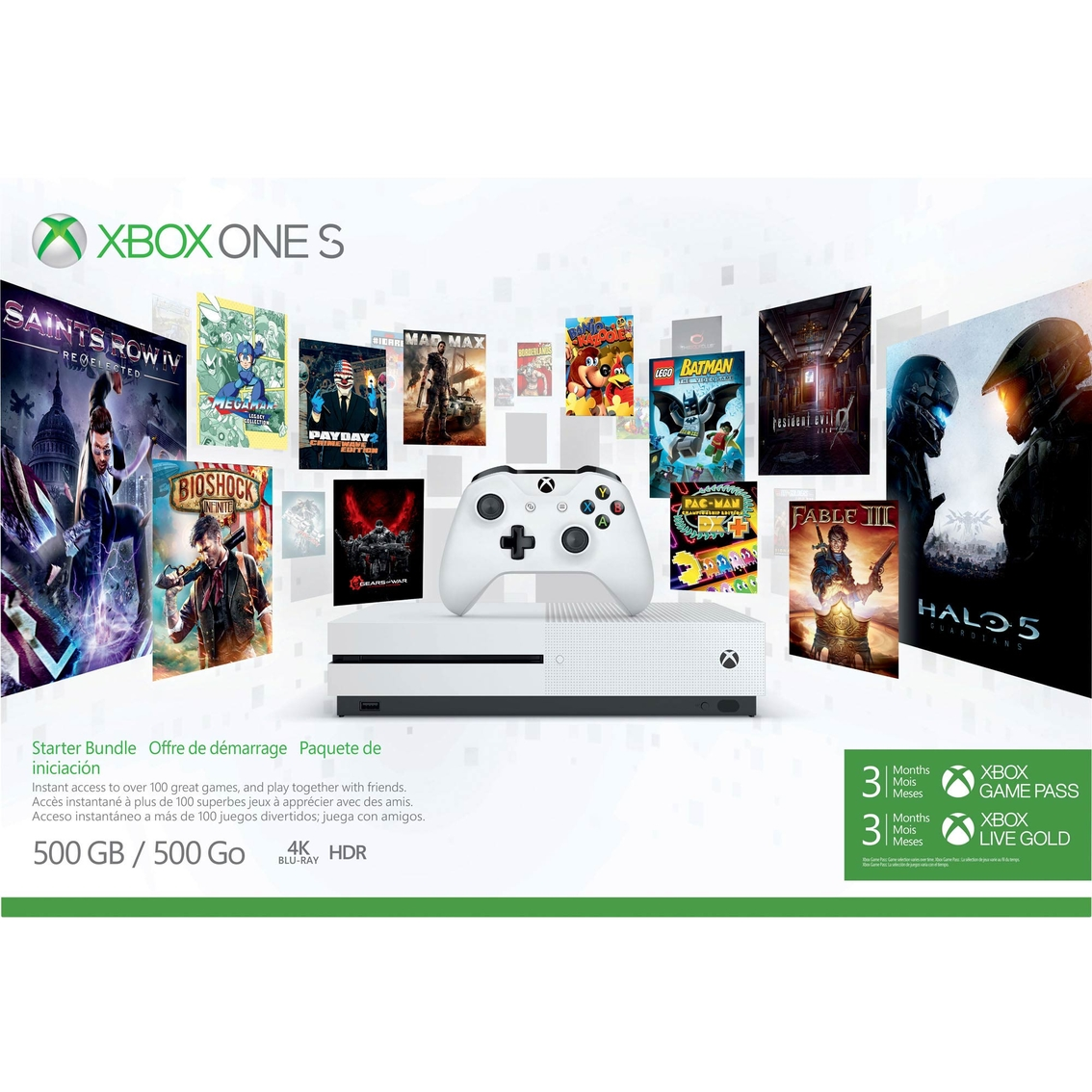 Shop army air force exchange service xbox one s 500gb bundle ccuart Images