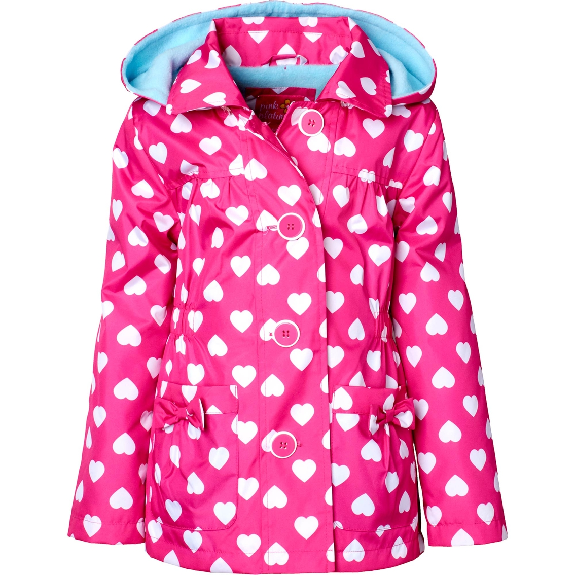 ski little snow isle snowsuit com ip fair pink solid bib girls jacket platinum with walmart