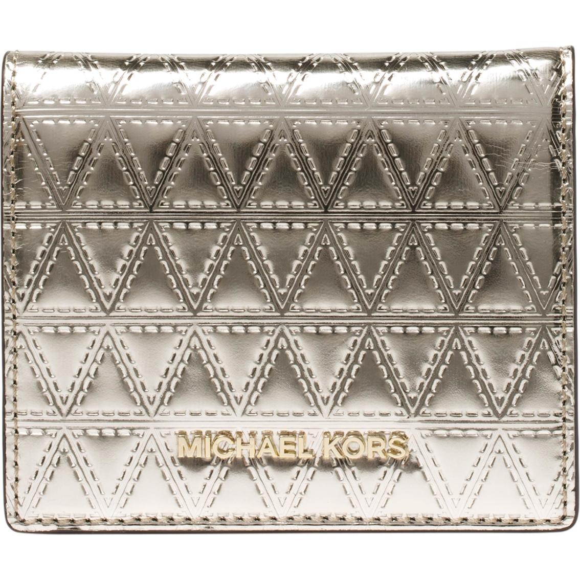 19254f7ffcd54b Michael Kors Money Pieces Flap Card Holder | Wallets | Handbags ...