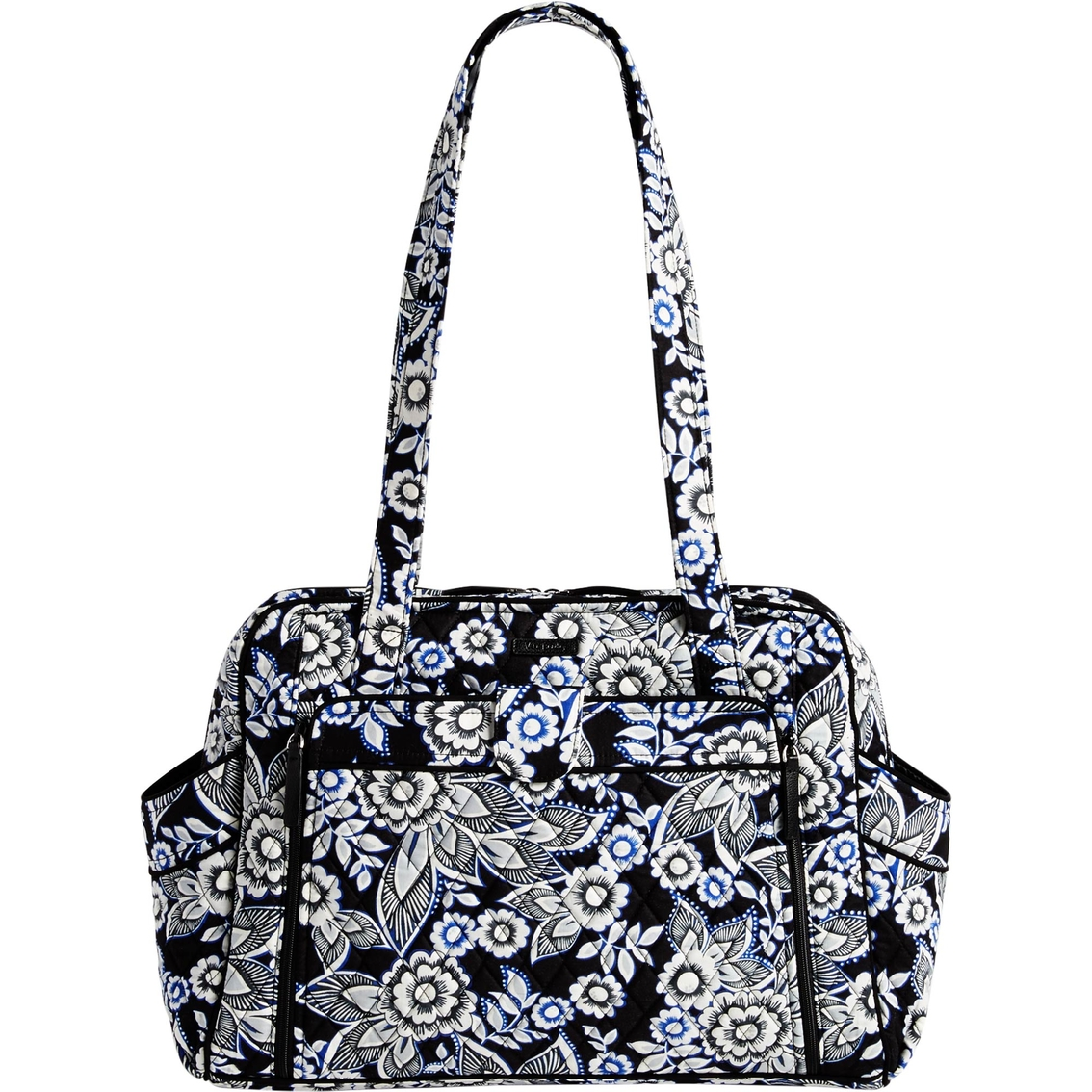 Vera Bradley Stroll Around Baby Bag Snow Lotus Baby