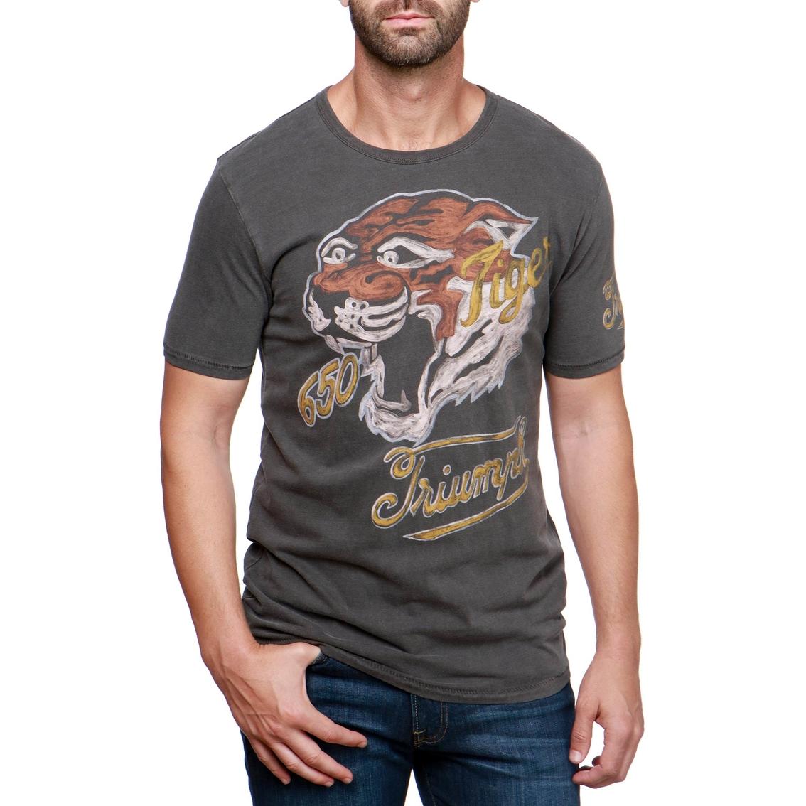 8b066b1b2 Lucky Brand Triumph Tiger Graphic Tee | T-shirts | Apparel | Shop ...