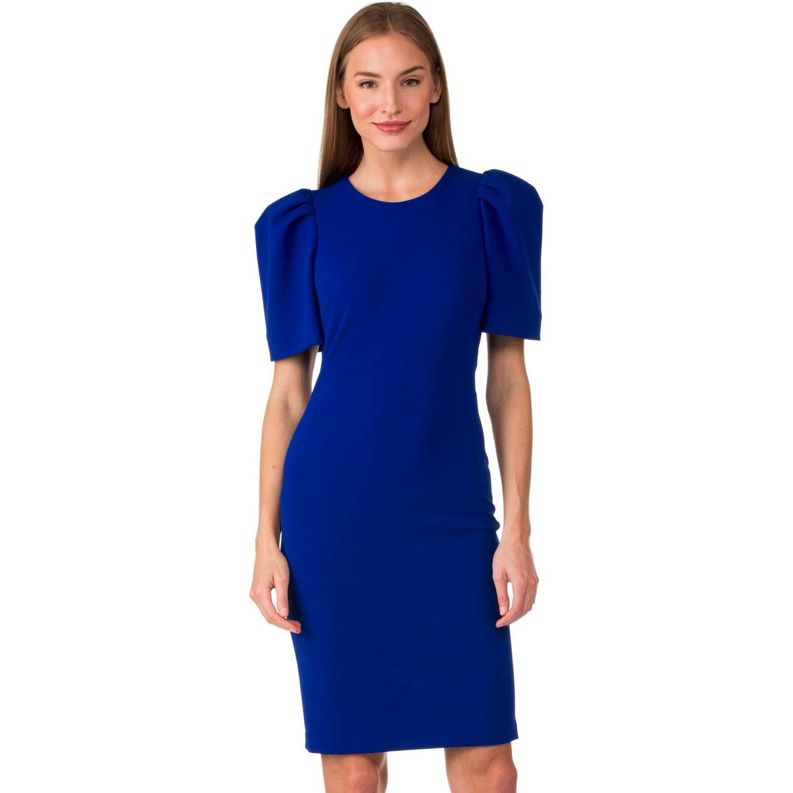 cf930f73 Calvin Klein Ruffled Sleeve Sheath Dress | Dresses | Apparel | Shop ...