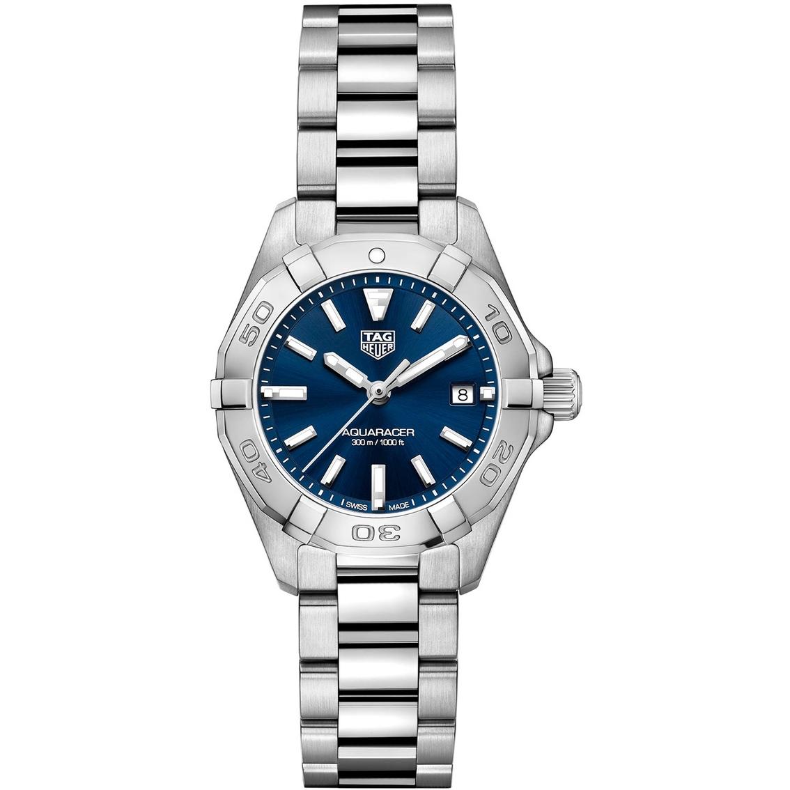 962f5e60ac4 Tag Heuer Women s Aquaracer Quartz Watch Wbd1412ba0741