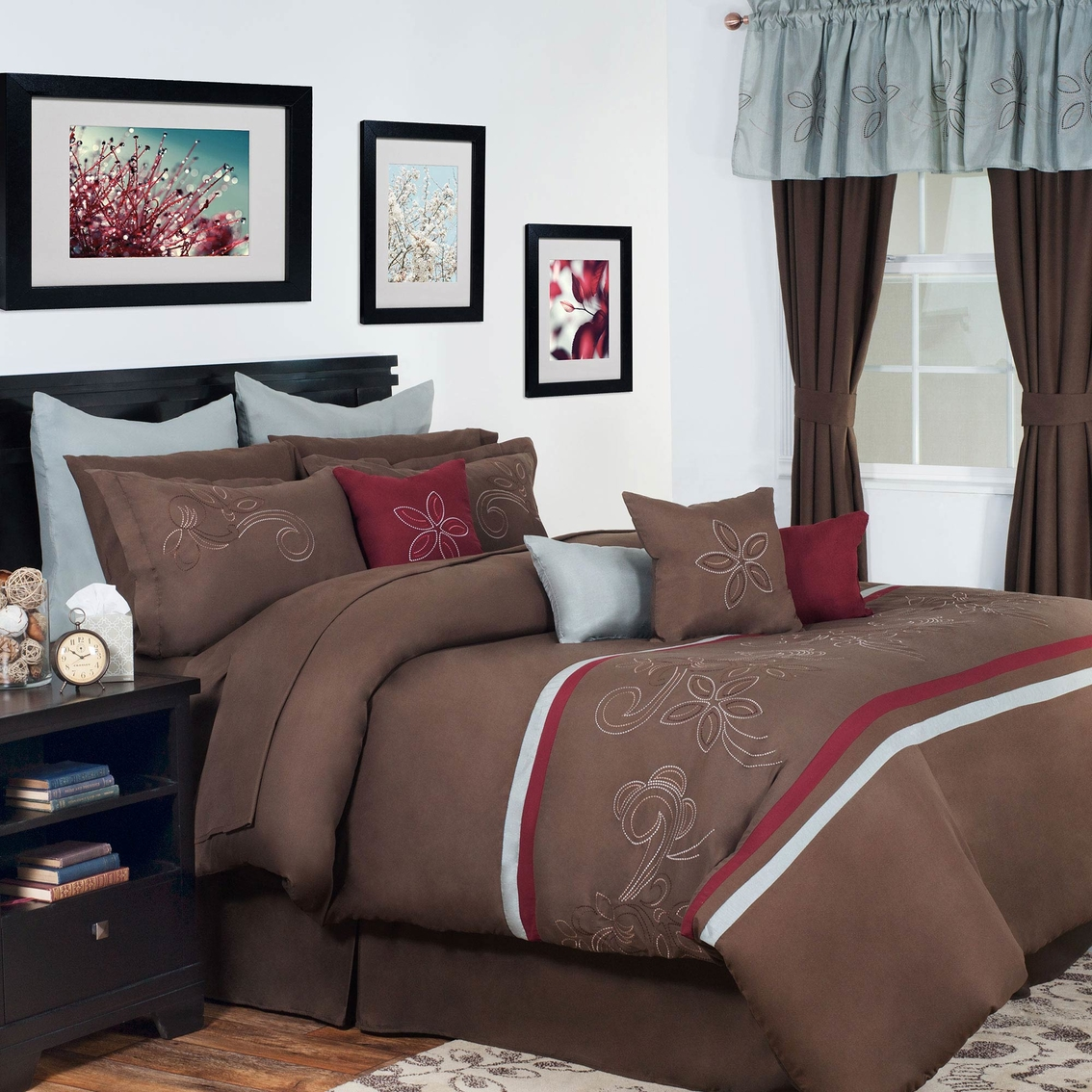sets comforters products in room set a comforter piece maria k shopping bag lavish king yellow compare bedding home