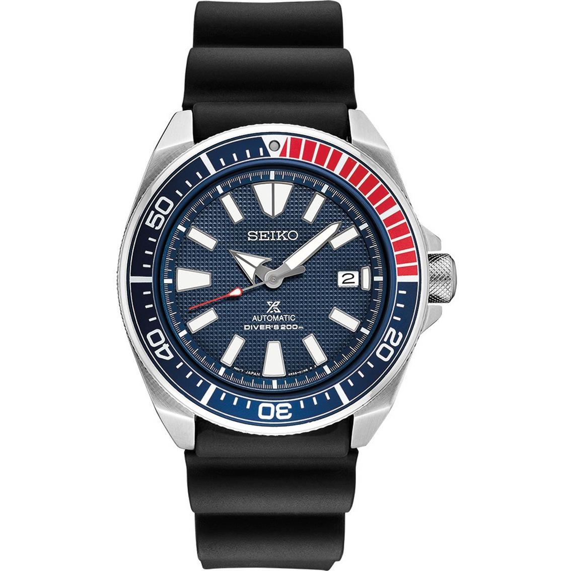 Seiko Men s Special Edition Samurai PADI Prospex Automatic Diver Watch  SRPB53 88c80419cc