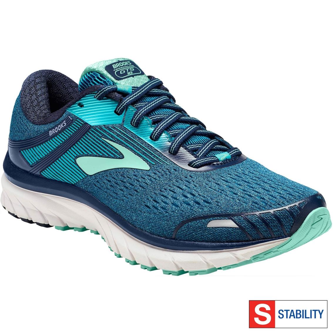 9b288f989c4 Brooks Women s Adrenaline Gts 18 Running Shoes