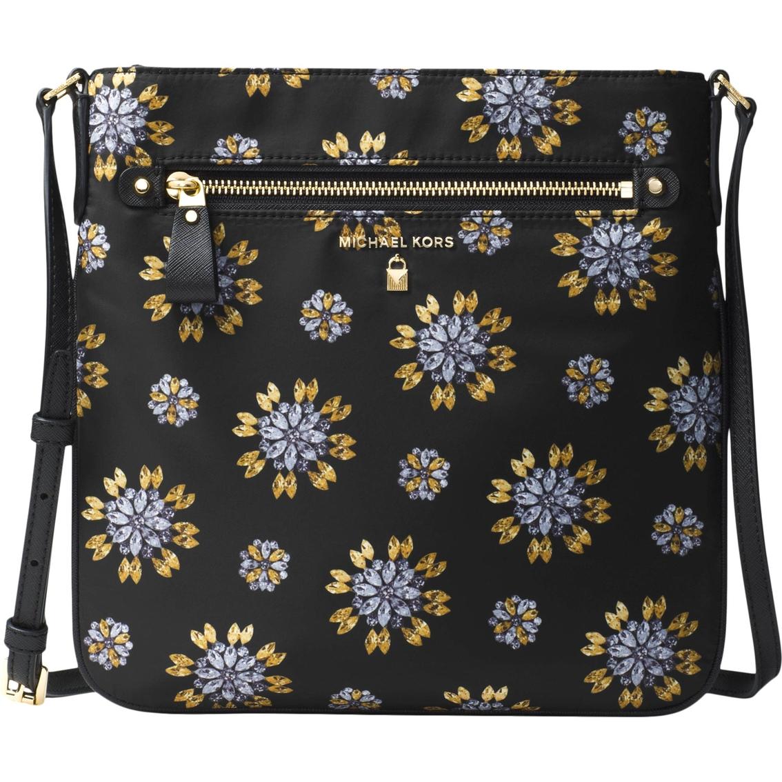 d4f33979e7e6 Michael Kors Nylon Kelsey Large Crossbody Bag | Handbags | Shop The ...