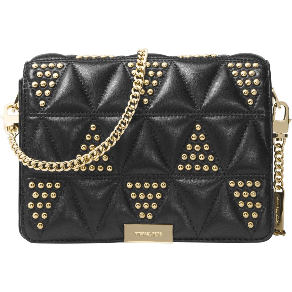 d7981ea51e6ccb Michael Kors Jade Medium Gusset Clutch | Handbags | Shop The Exchange