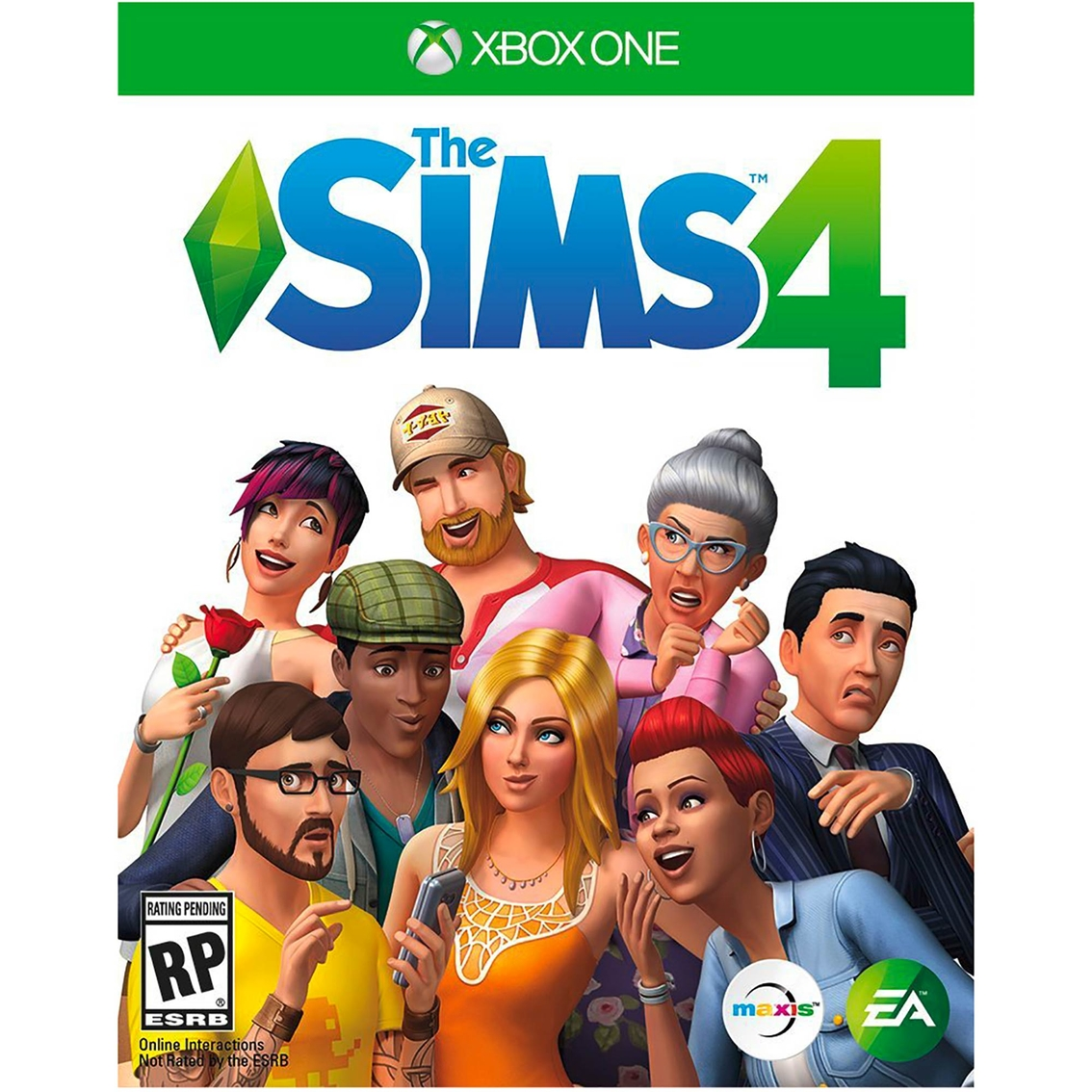 The Sims 4 (xbox One) | Ps4 Games | Electronics | Shop The Exchange