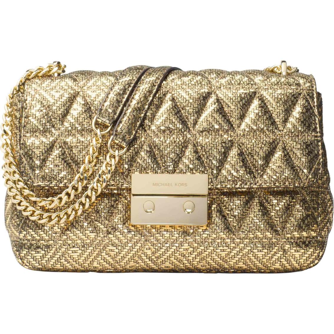 62eedd88425b Michael Kors Sloan Large Chain Shoulder Bag