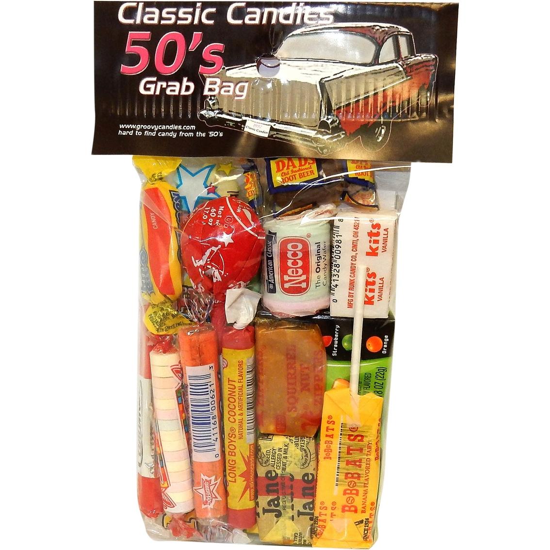 Retro 50s Classic Candy 8 Oz  Grab Bag | Candy & Chocolate