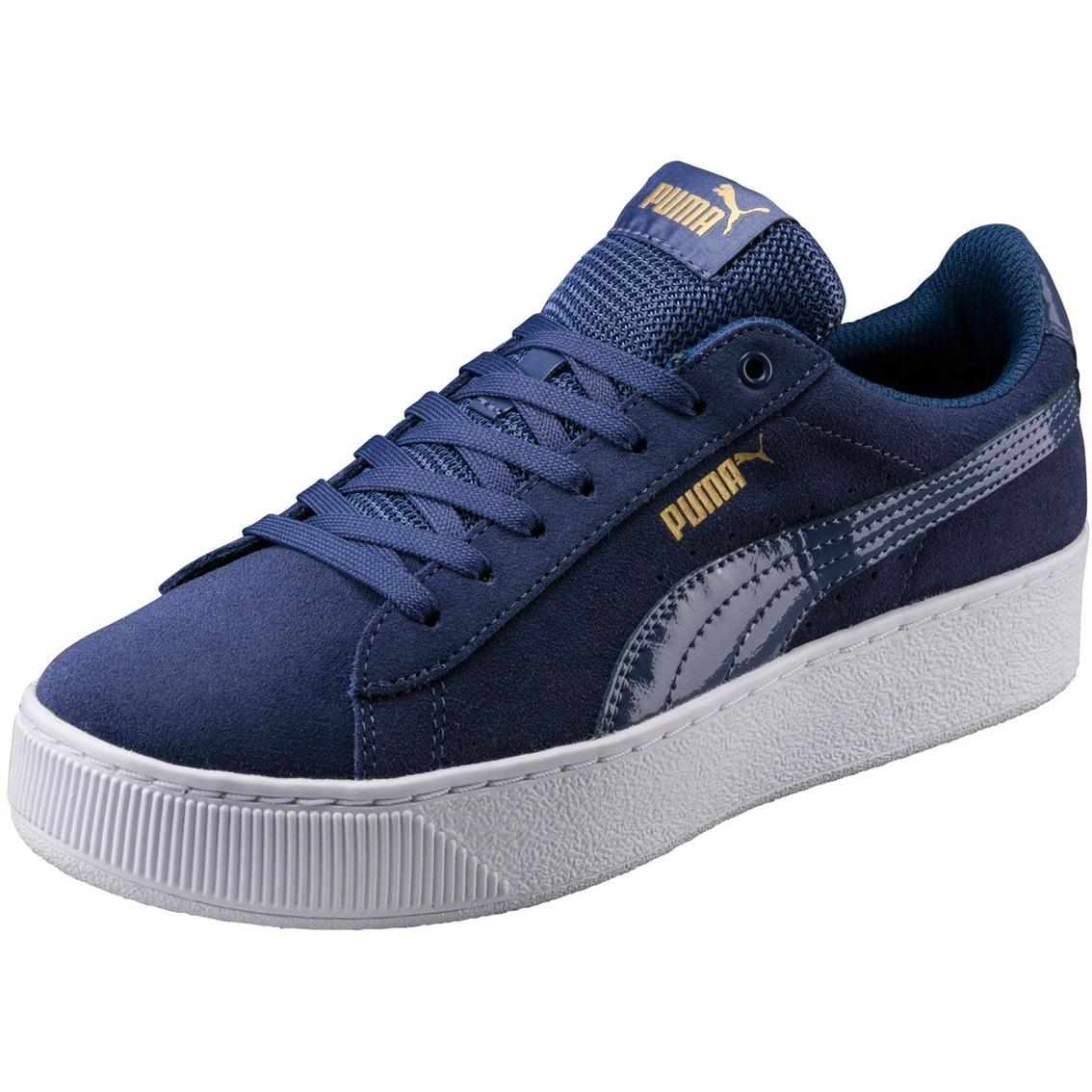 Puma Women s Vikky Platform Casual Shoes  758ebc9a9