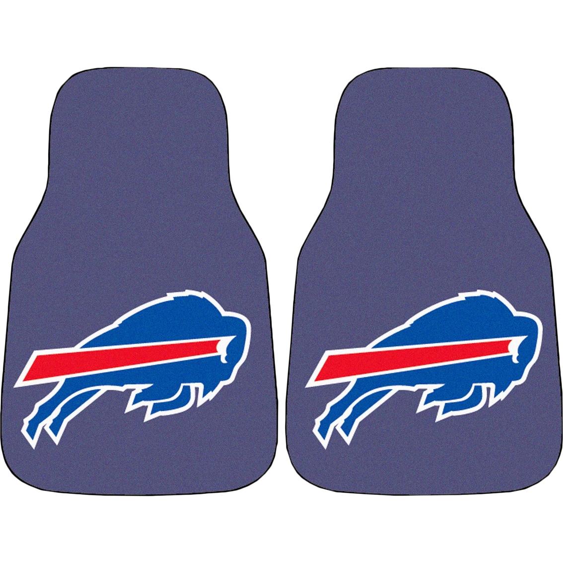 2d16eb2cdd2ac Fan Mats Nfl Buffalo Bills Carpeted Car Mat