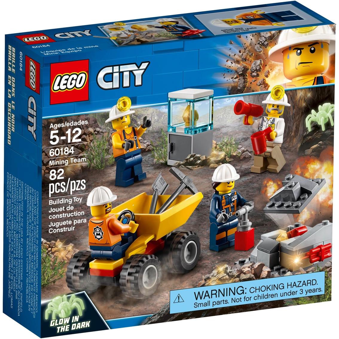 City TeamBabyamp; The Toys Lego Shop Mining Exchange N80nwvm