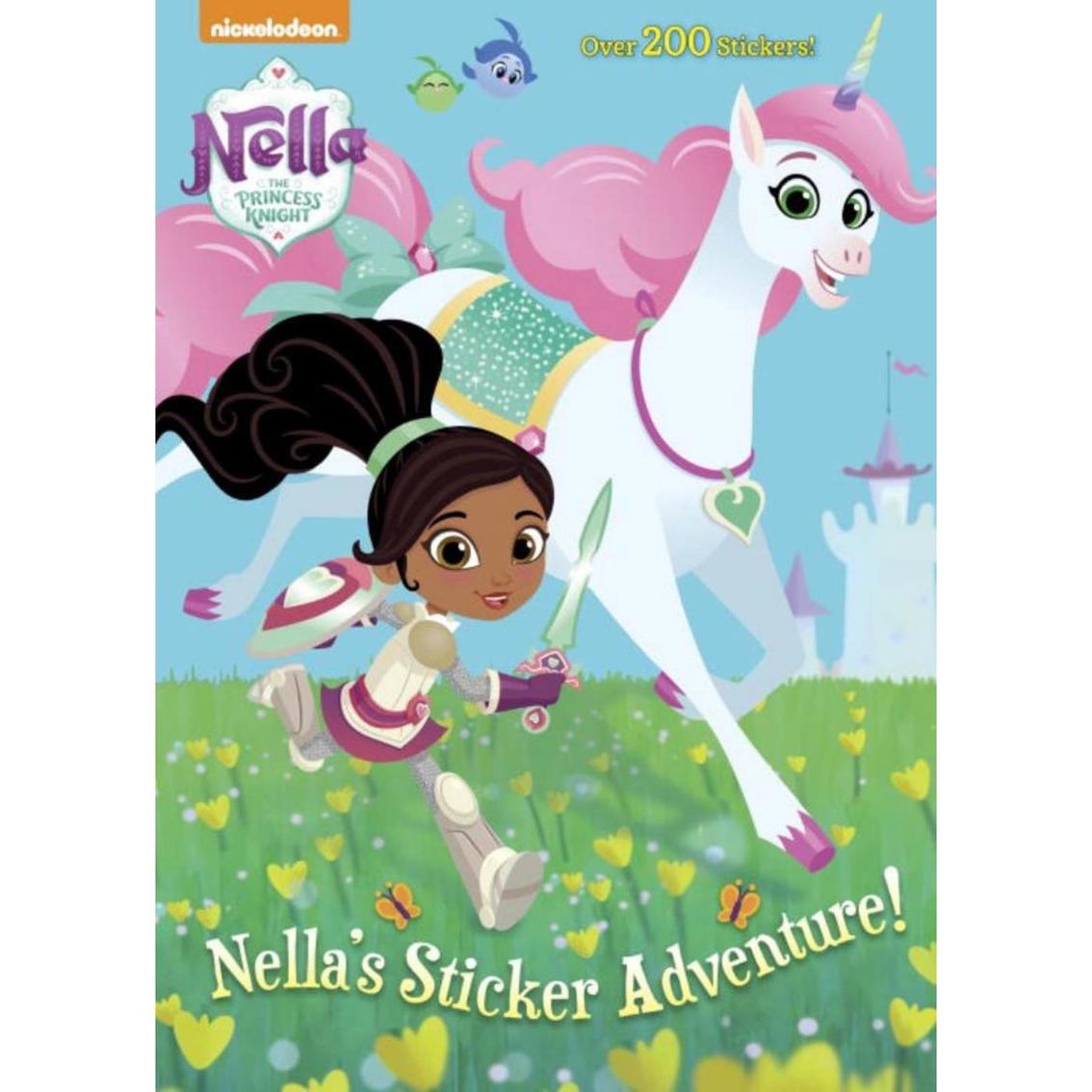 0bf480943 Nella The Princess Knight  Nella s Sticker Adventure!