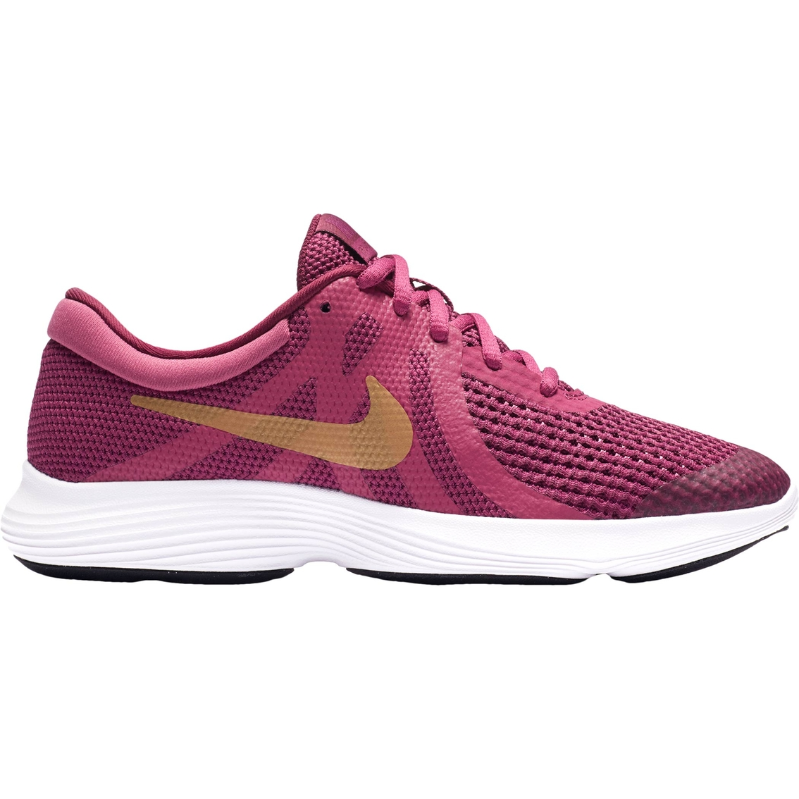 Nike Grade School Girls Revolution 4 Running Shoes  34967abef