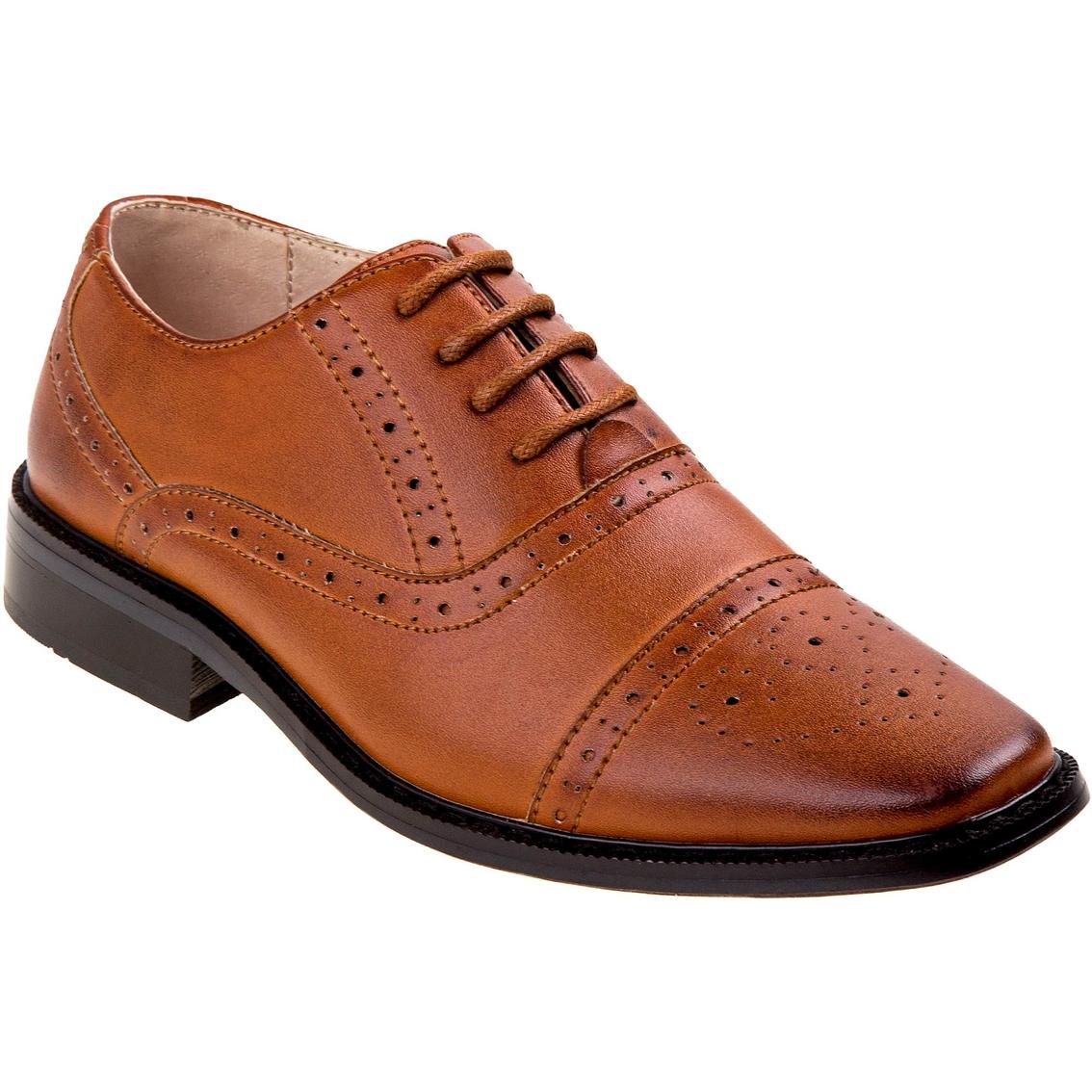 839c6be26107 Joseph Allen Boys Lace Up Dress Shoes