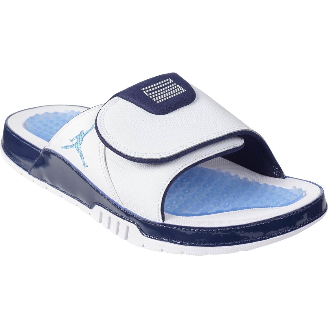buy popular a6e9d ddb7e Jordan Men's Hydro Xi Retro Slides | Sandals & Flip Flops ...