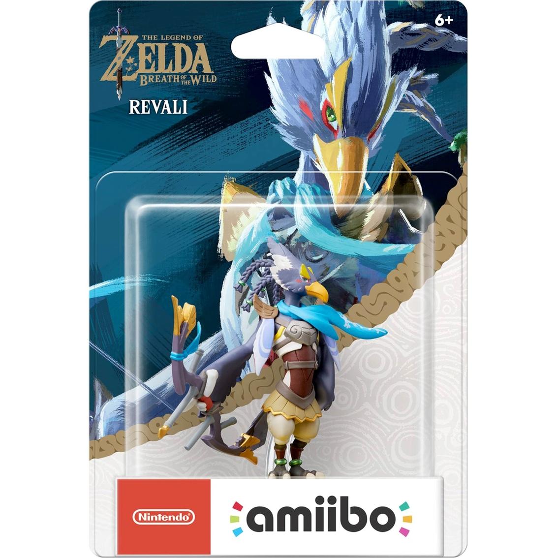 Revali Rito Champion The Legend Of Zelda Breath Of The Wild
