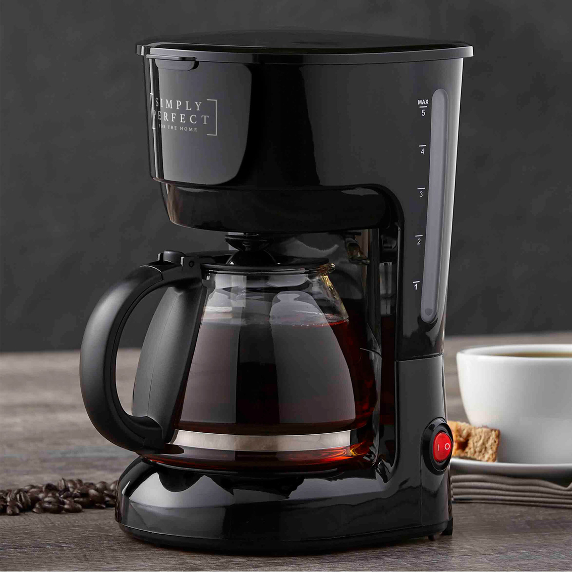 Simply Perfect 5 Cup Coffee Maker Drip Coffeemakers Home