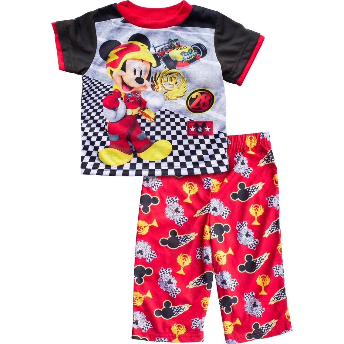 df36338f4 Disney Toddler Boys Mickey Mouse 2 Pc Pajama Set