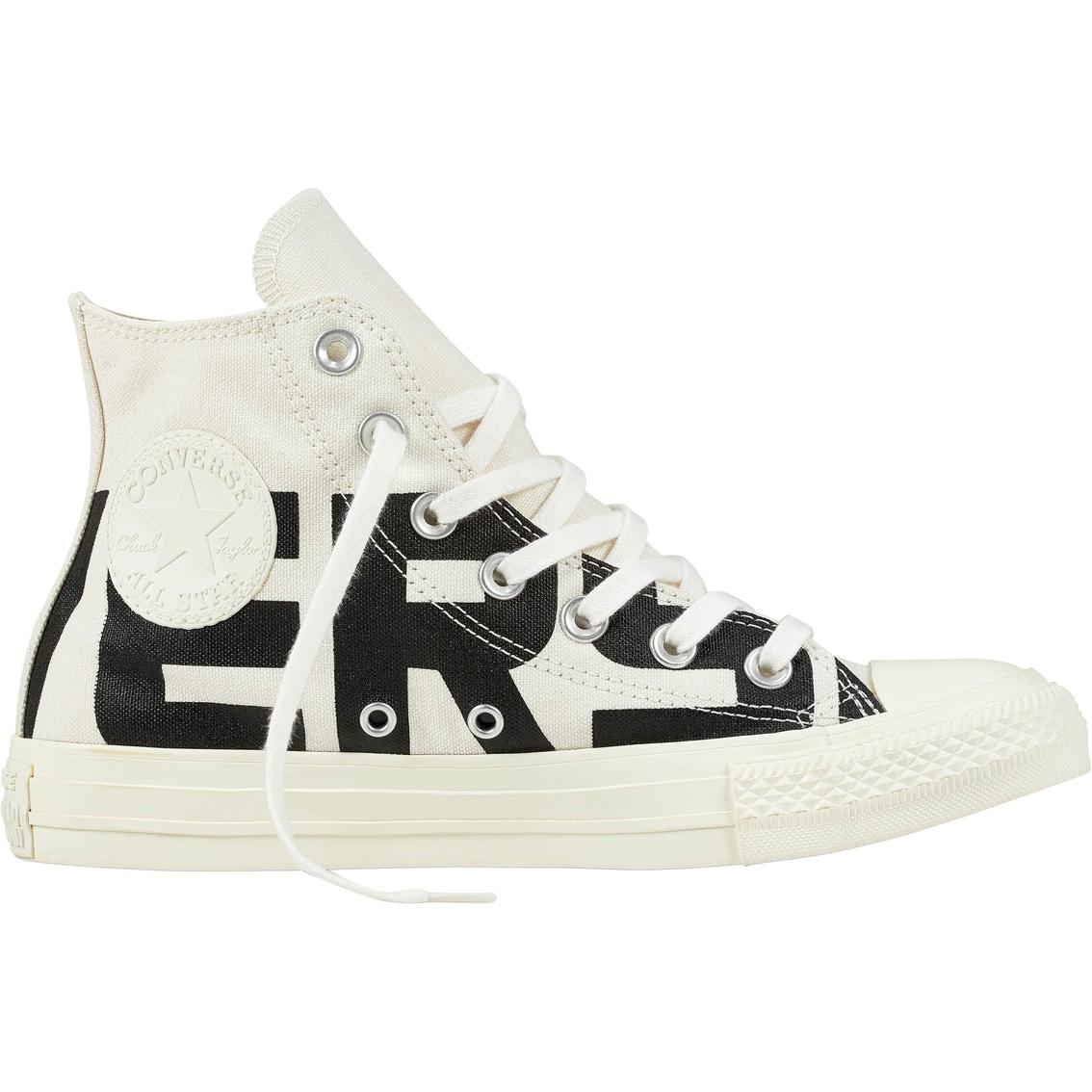 0dbd3bbc427f Converse Chuck Taylor All Star Men s Hi Wordmark Athletic Shoes ...