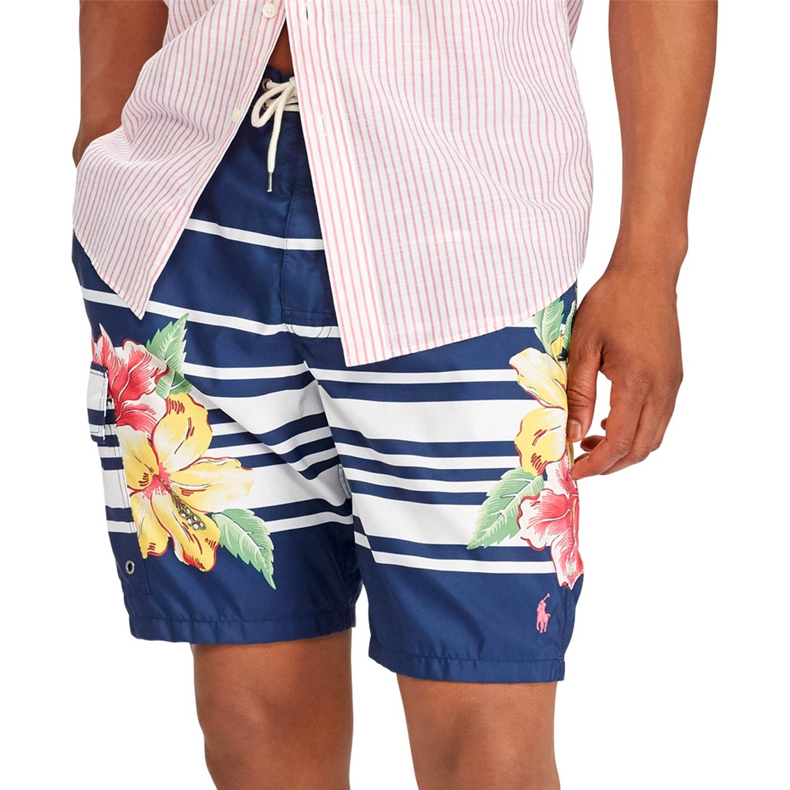 b4ff050179 Polo Ralph Lauren 8.5 In. Kailua Swim Trunk | Polo Ralph Lauren ...