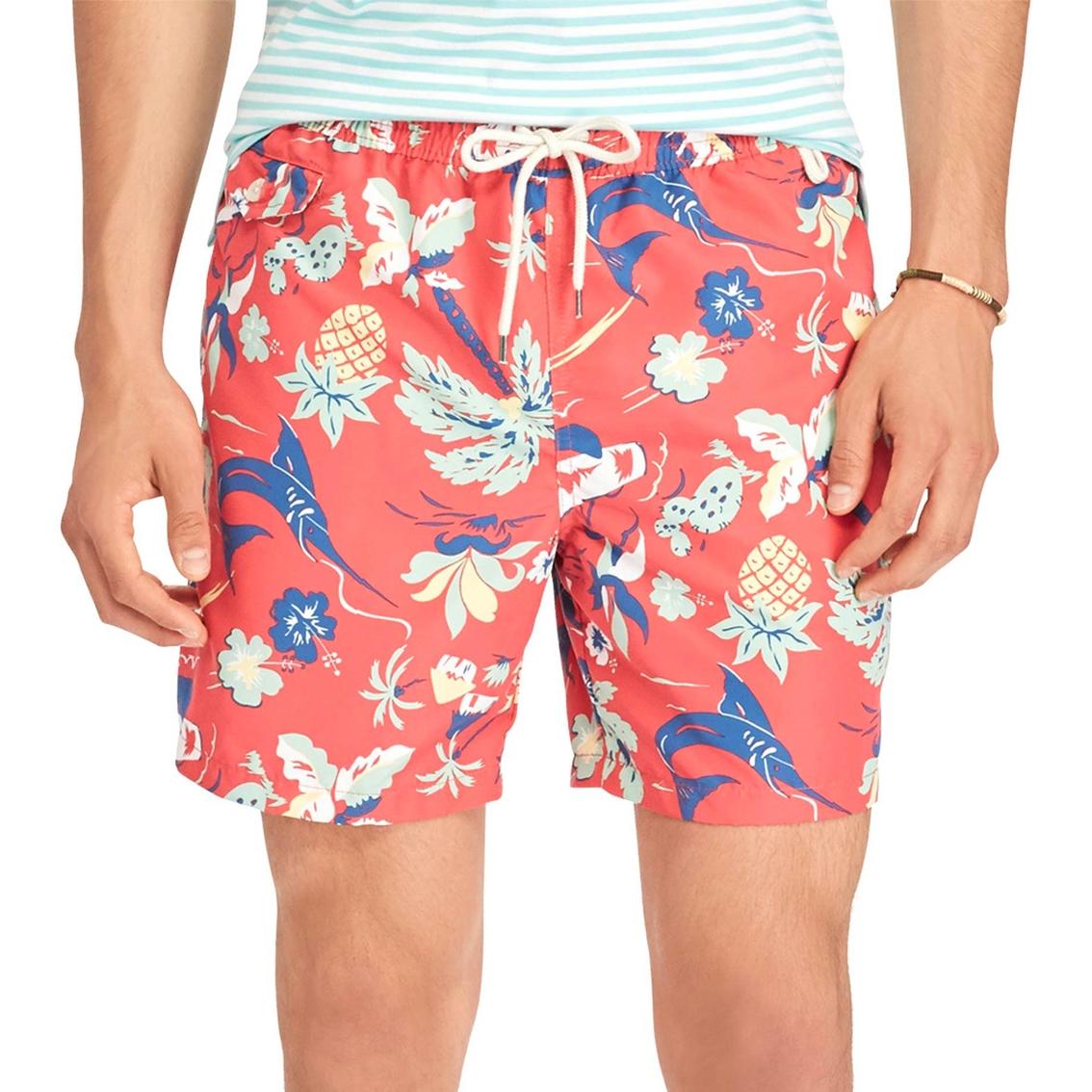 4421ee9eec7e5 Polo Ralph Lauren 5.75 In. Traveler Swim Trunk | Polo Ralph Lauren ...