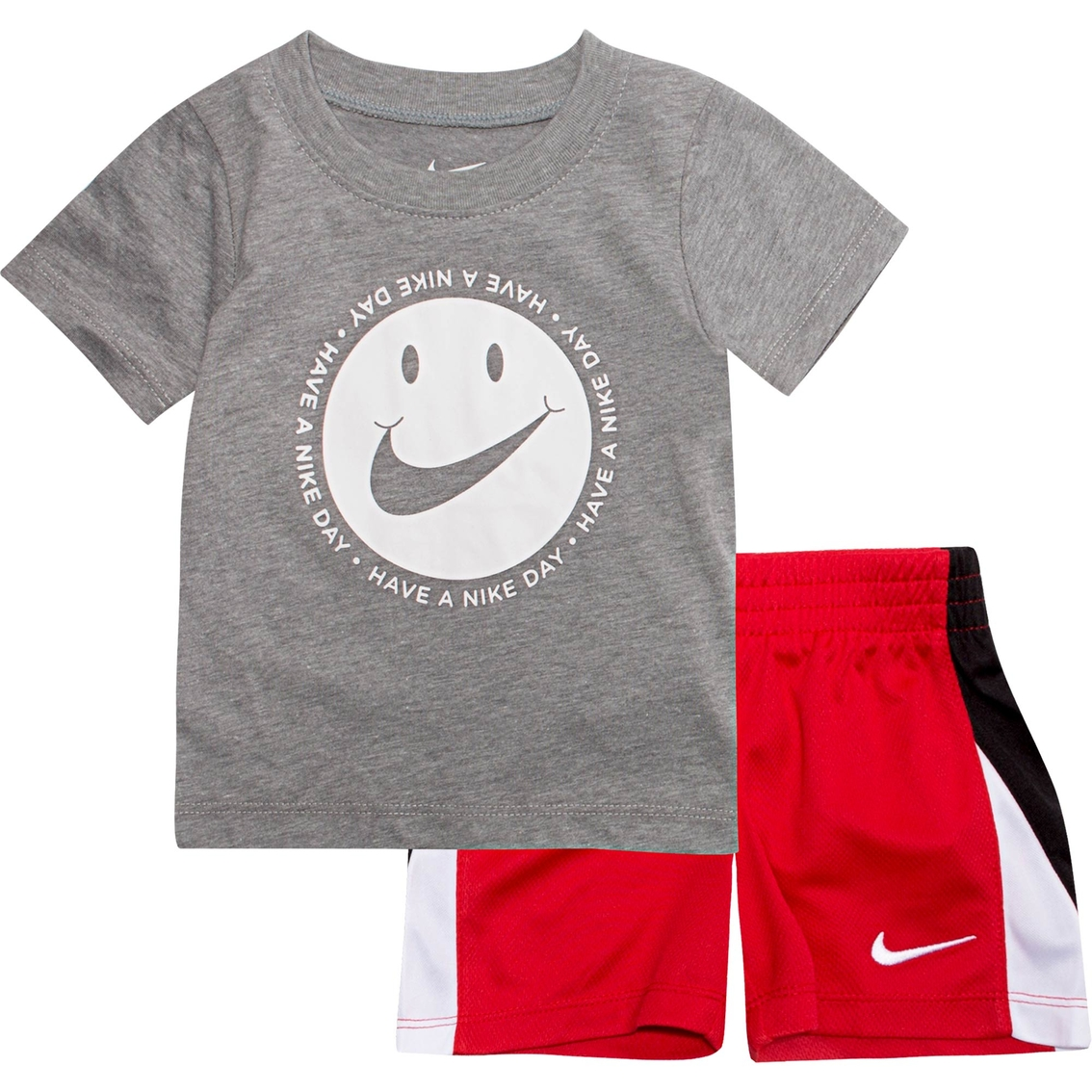 85cc96c3a Nike Infant Boys Smile Shorts Set | Baby Boy 0-24 Months | Baby ...