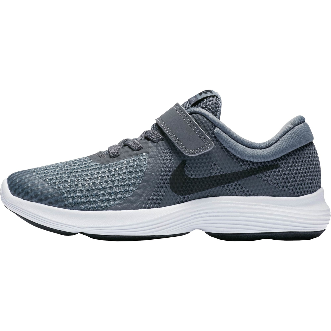 40a140fc76bd Nike Boys Revolutions 4 Pre School Running Shoes