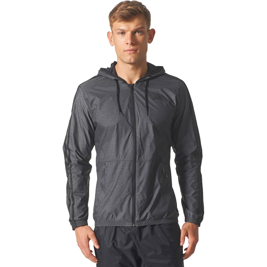 cfba69986 Adidas Ess Wind Jacket | Jackets | Apparel | Shop The Exchange
