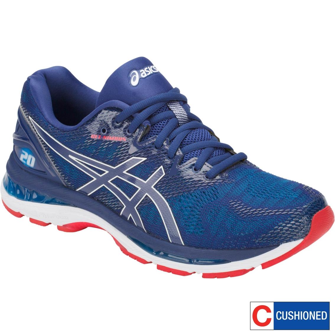 9b690b8ff56 Asics Men s Gel-nimbus 20 Athletic Shoes