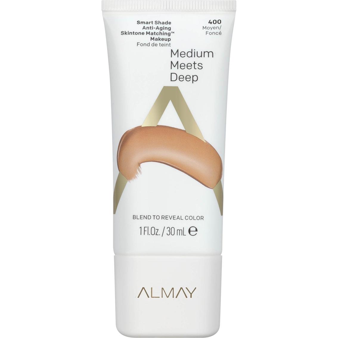 Almay Smart Shade Anti Aging Skintone Matching Makeup