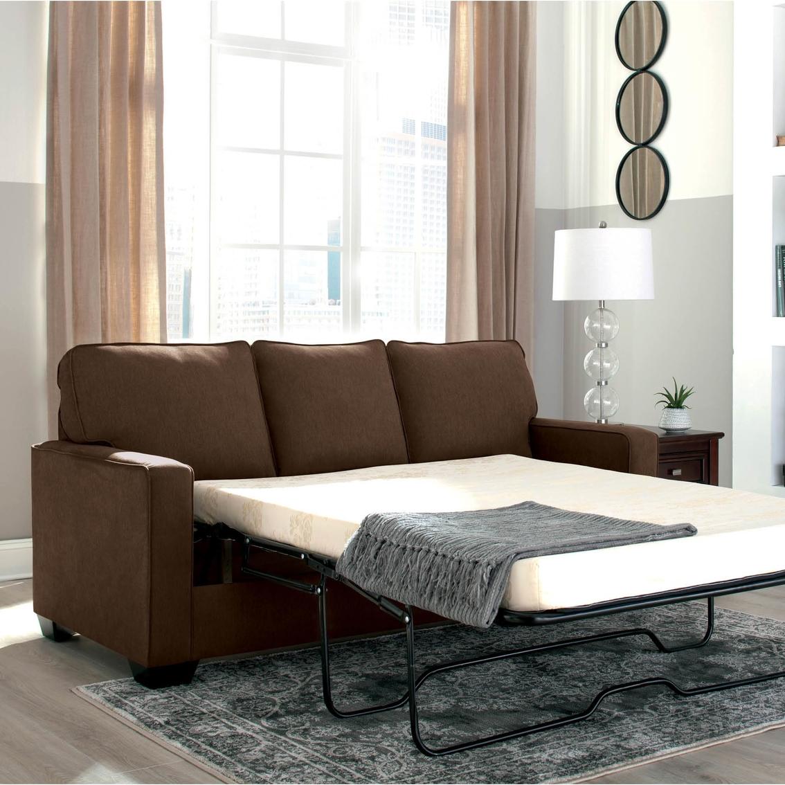Signature Design By Ashley Zeb Full Sofa Sleeper Sofas