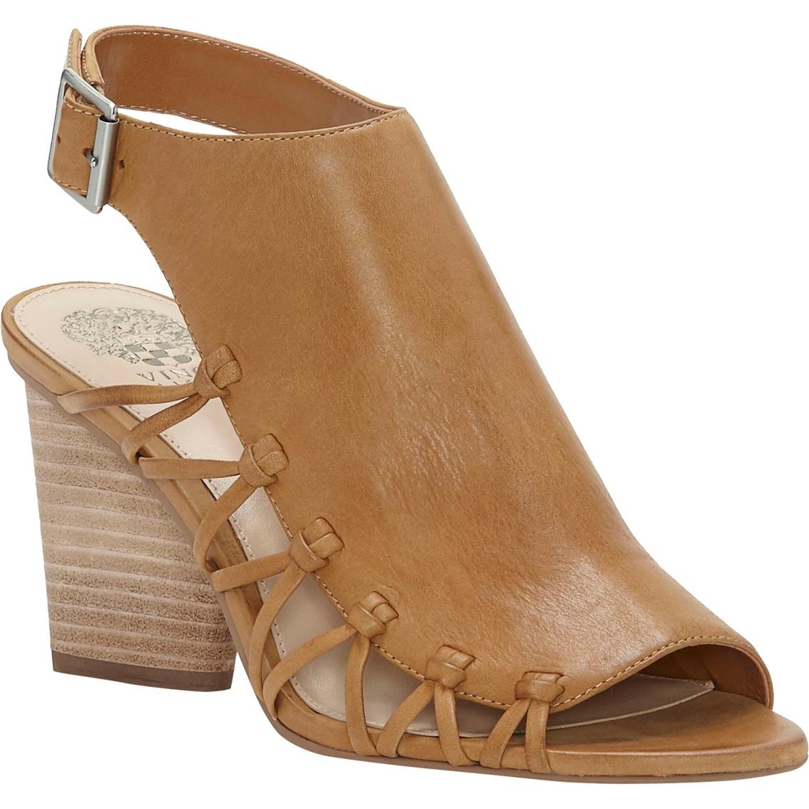 a39affb476fc Vince Camuto Ankara Peep Toe Sandals