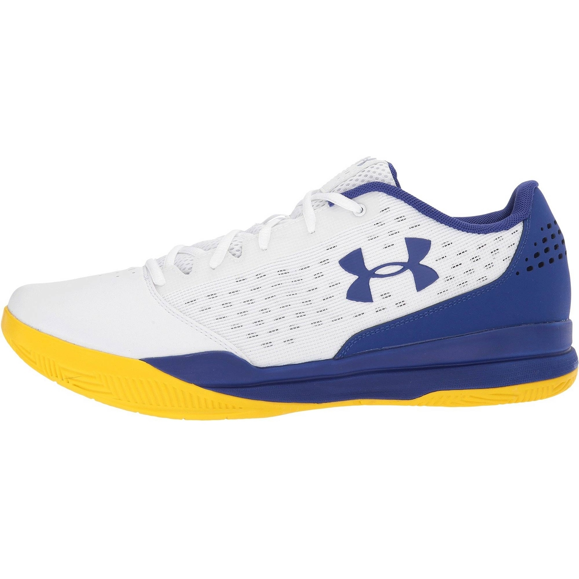 new style 19bc6 337e0 Under Armour Men s Jet Low Basketball Shoes