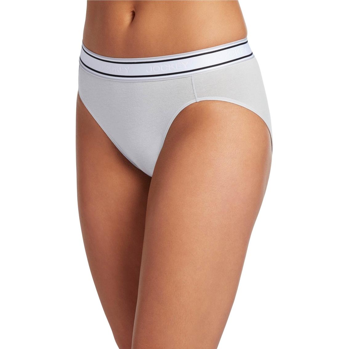 a72d7165a80d Jockey Women's Retro Stripe Hi Cut Panties | Panties | Apparel ...