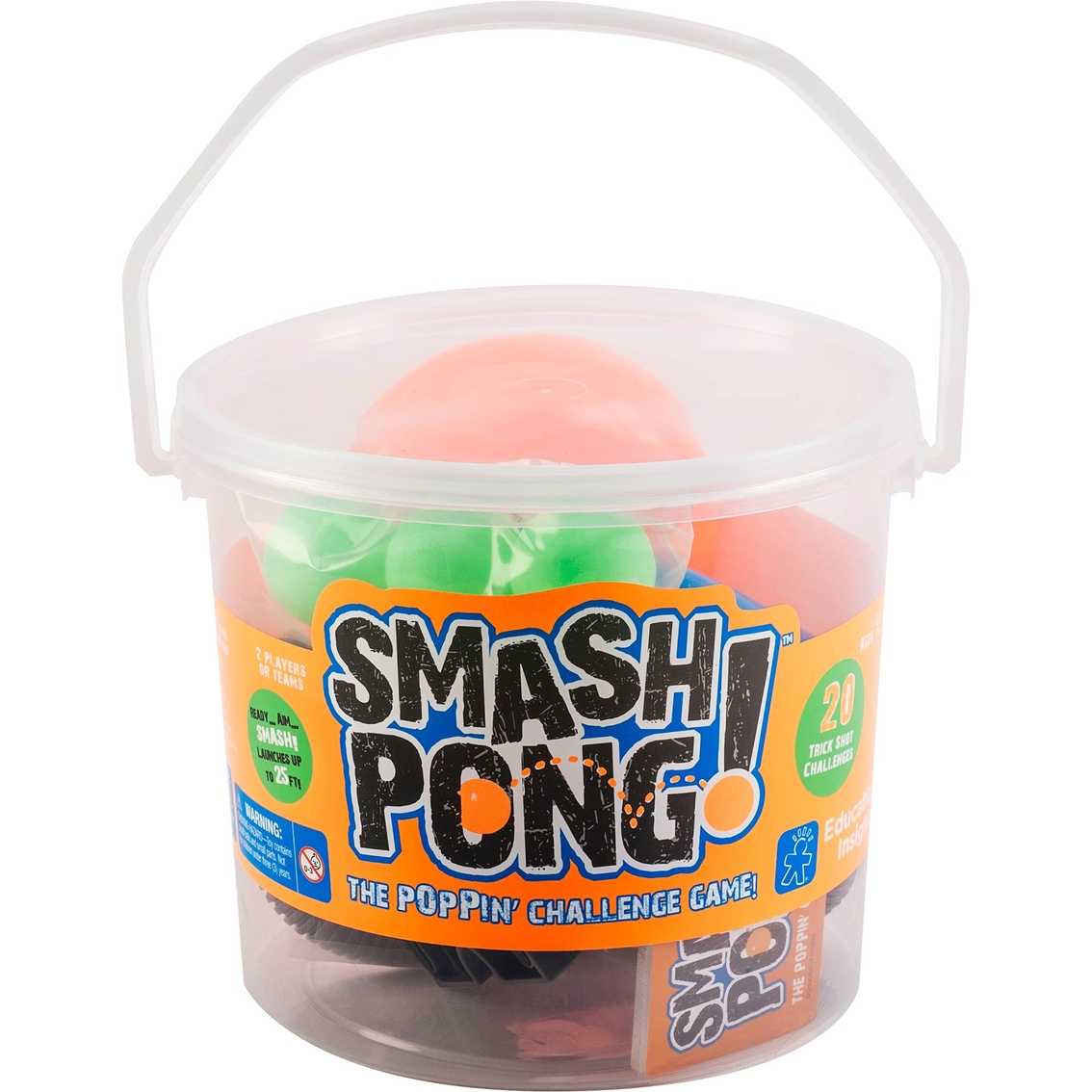 Educational Insights Smash Pong Game Board Games Baby