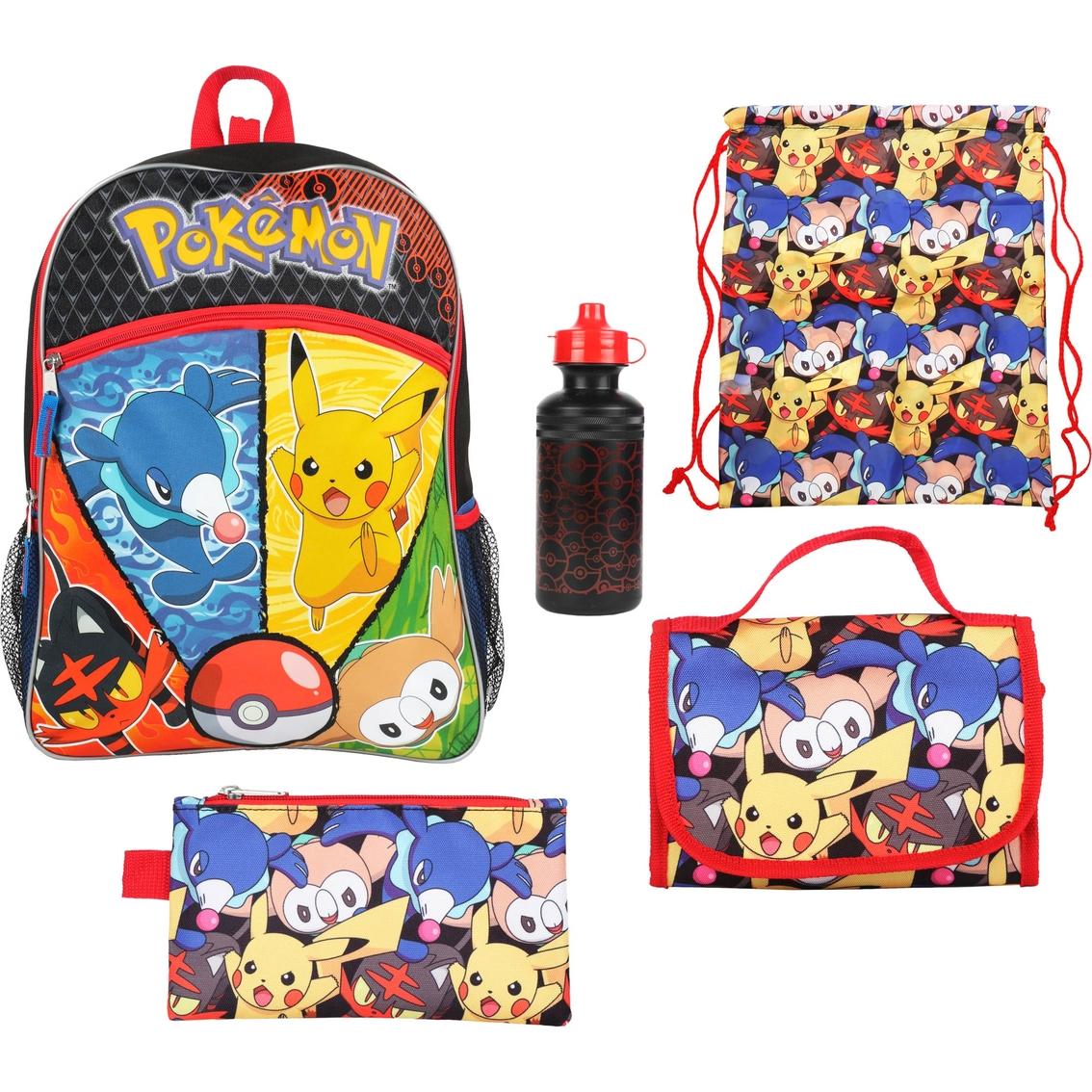 Fab Ny Pokemon Backpack 5 Pc. Set  39098ed063f30