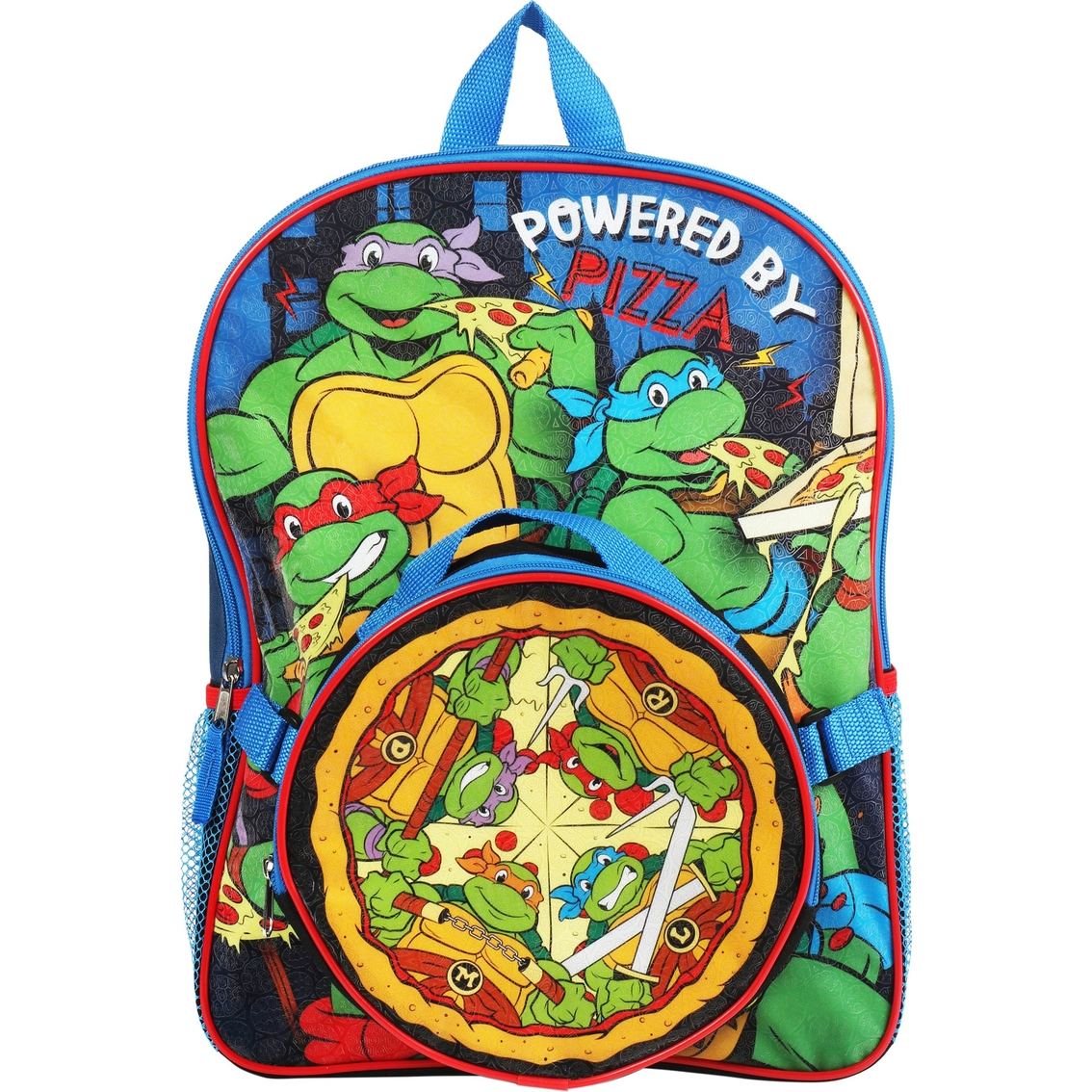 New Teenage Mutant Ninja Turtles Boys Green Backpack Rucksack Travel School Bag High Quality Materials Backpacks & Bags Clothing, Shoes & Accessories