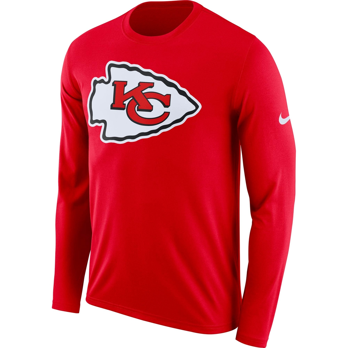 Nike Nfl Kansas City Chiefs Logo Tee Nfl Sports Outdoors Shop The Exchange