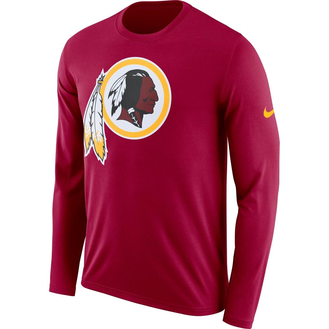 Nike Nfl Washington Redskins Logo Tee  f55cc568a