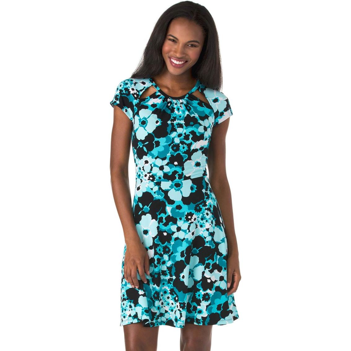 Michael Kors Springtime Floral Dress   Apparel   Apparel   Shop The ...