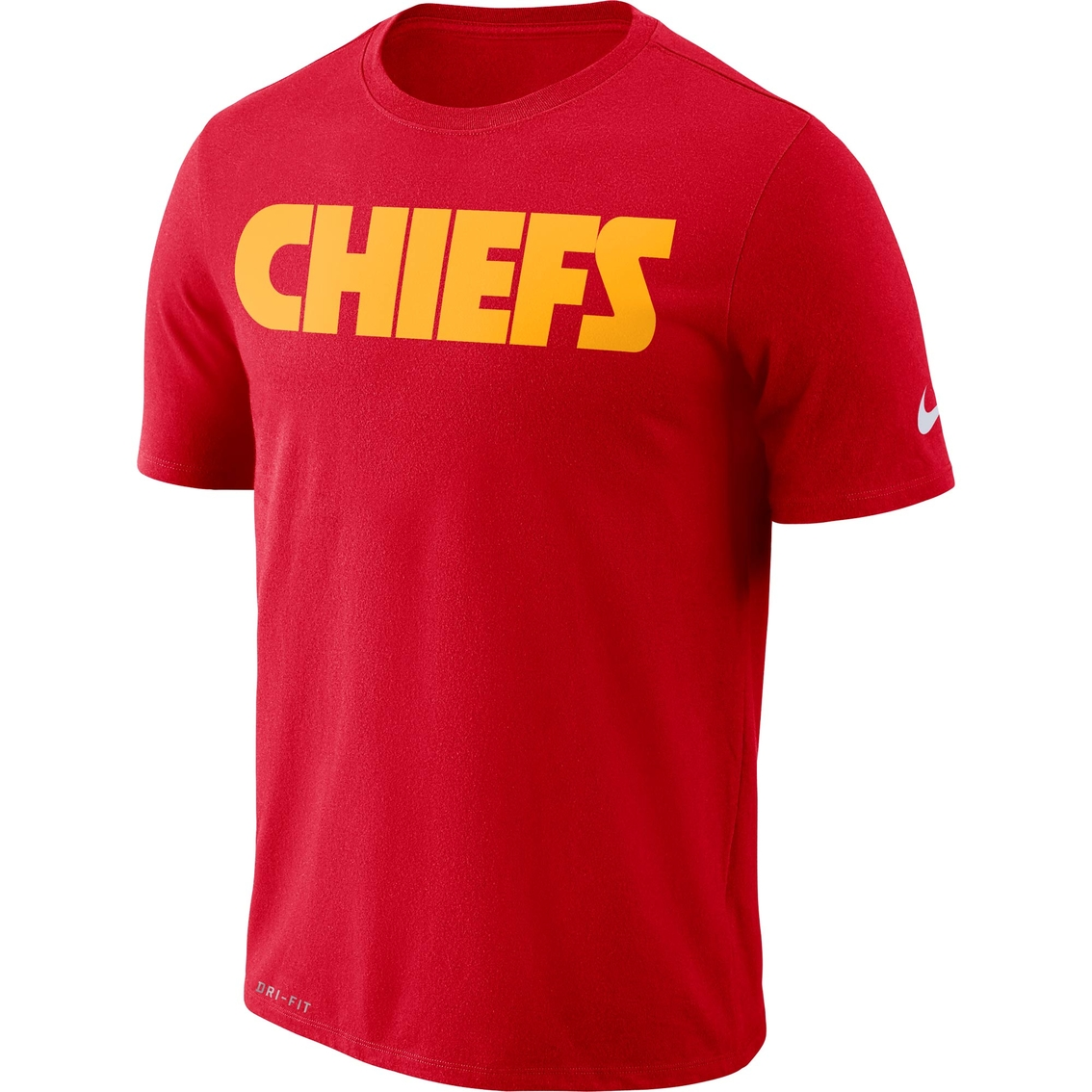 kansas city chiefs dri fit shirt