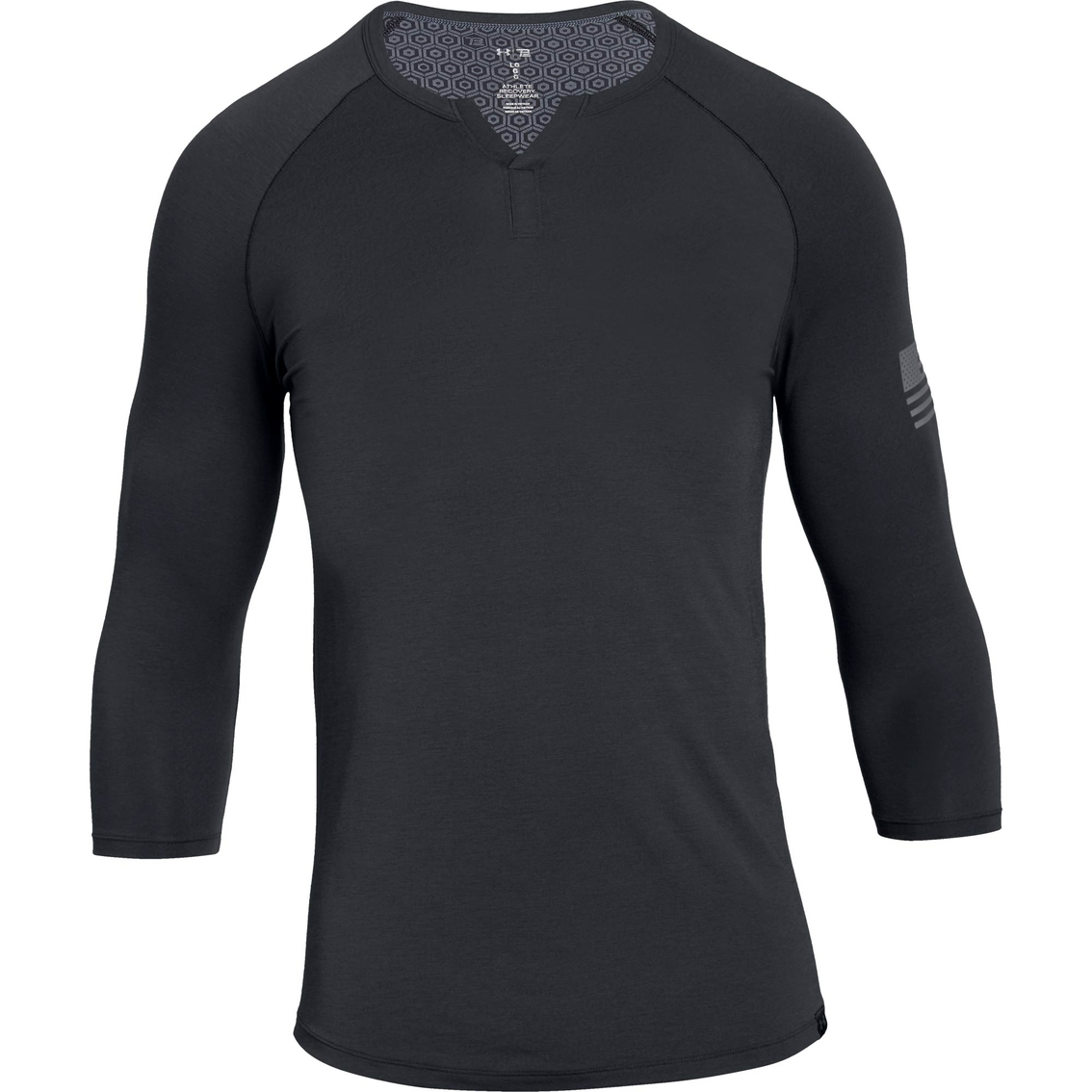 ab332324eac Under Armour Men s Athlete Recovery Sleepwear Henley