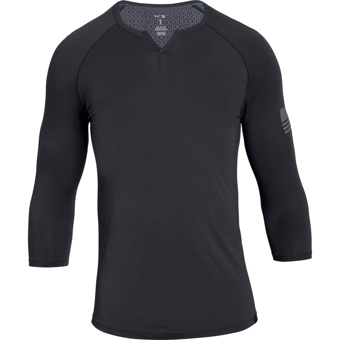 Under Armour Men s Athlete Recovery Sleepwear Henley 0248cd83d