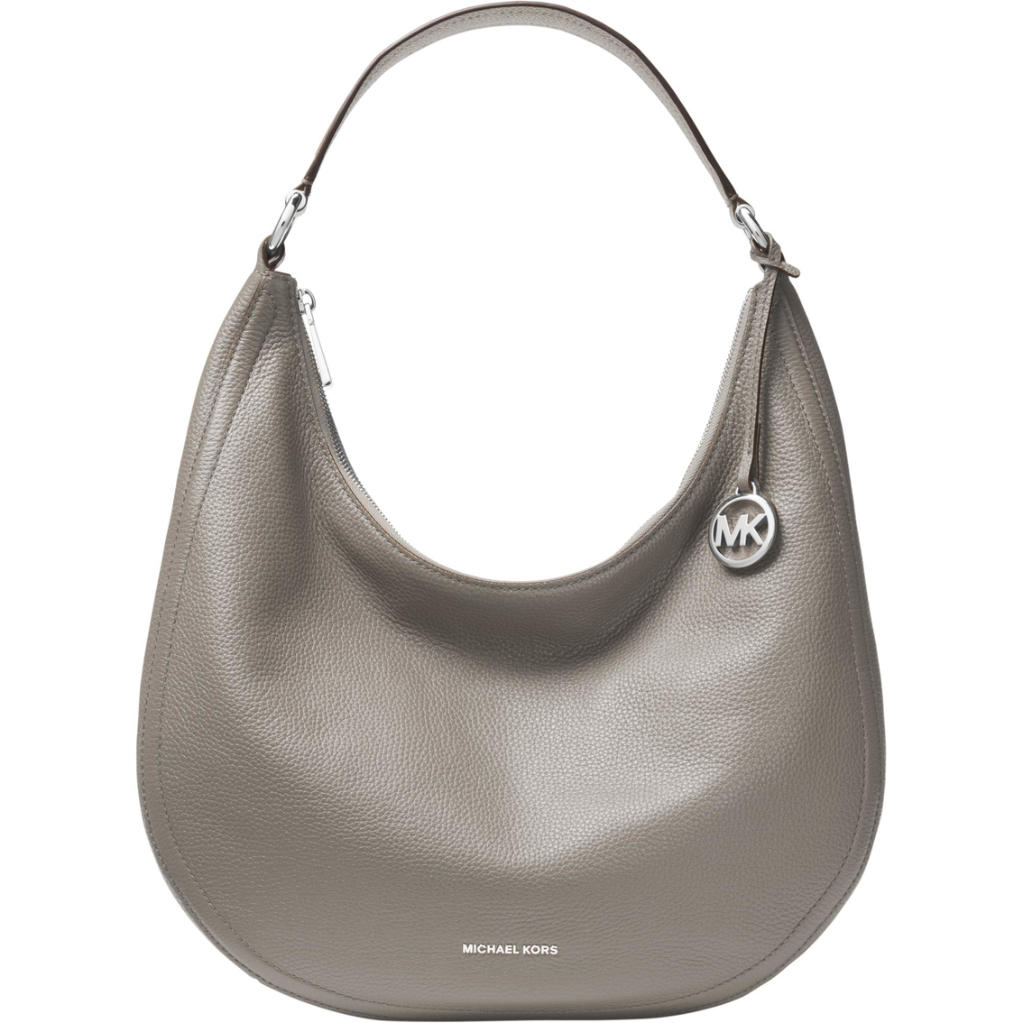 70008d09a66b Michael Kors Lydia Large Hobo Leather Shoulder Bag | Hobo Bags ...