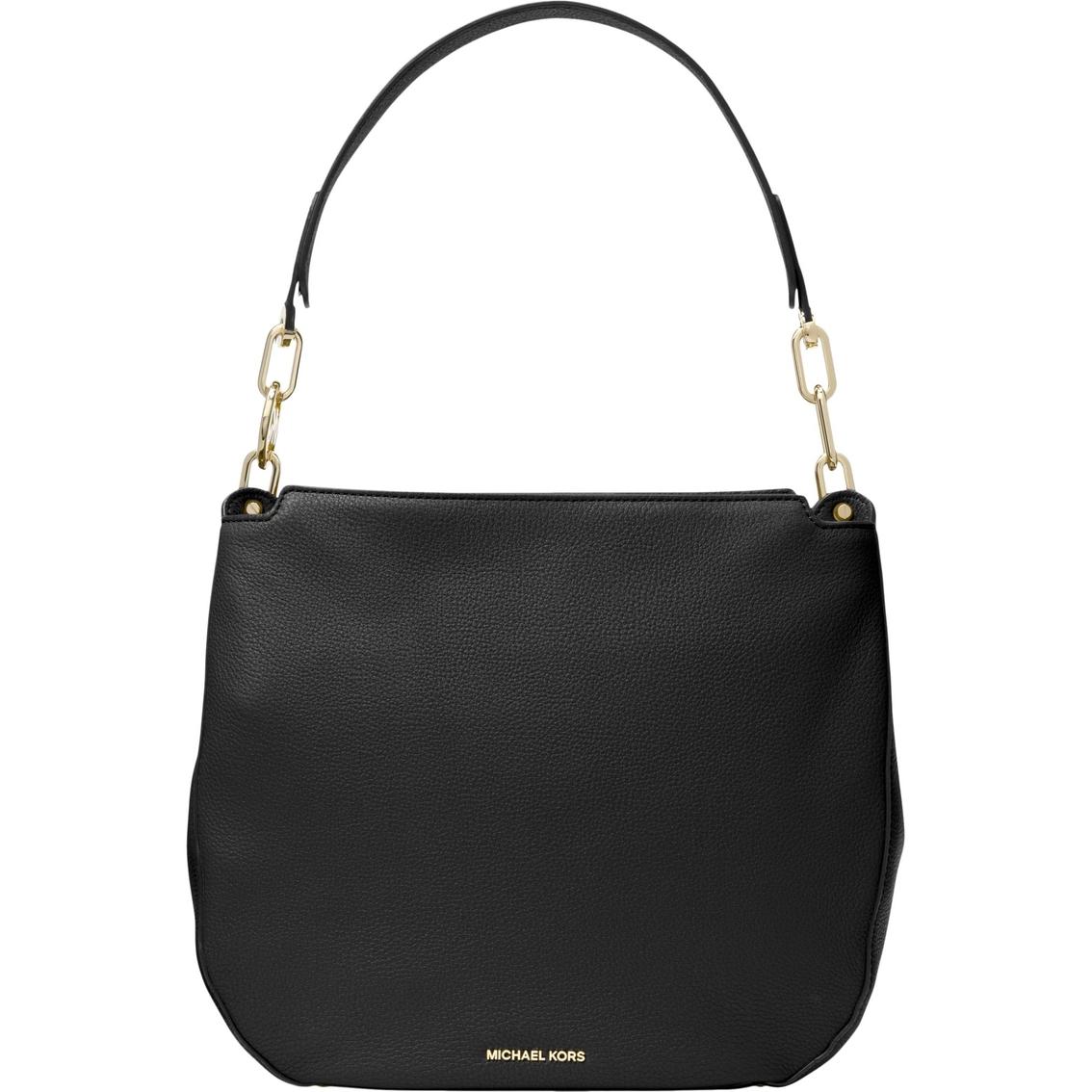 202125acad4d Michael Kors Fulton Large Hobo Handbag Leather